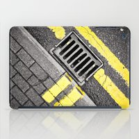 grid iPad Cases featuring Grid by premedia