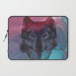 the wolf 7 Laptop Sleeve