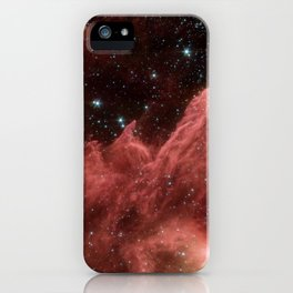 cassiopeia and the raging towers of poseidon | space #06 iPhone Case