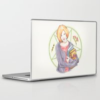 buffy Laptop & iPad Skins featuring Willow Rosenberg of Buffy by A Rose Cast