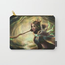 Solana - Spirit of Earth and Light Carry-All Pouch