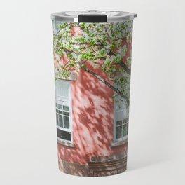 Brooklyn Heights in Spring Travel Mug