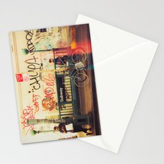 The Formerly Mean Streets of Williamsburg Stationery Cards