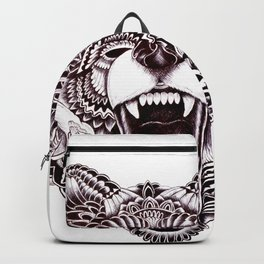 wild vintage collection Backpack
