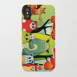 The Gang iPhone Case