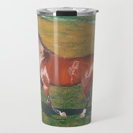 The Adventurous Horse Travel Mug