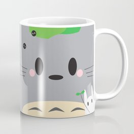 To-toro Block Coffee Mug