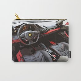 The Ferrari 488 Carry-All Pouch