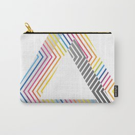 Abstract Penrose Carry-All Pouch