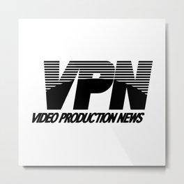 VPN Metal Print