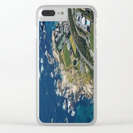 southafrica ... mountain with a view Clear iPhone Case