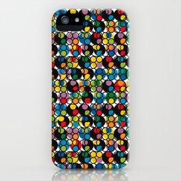 POP - Circles iPhone Case