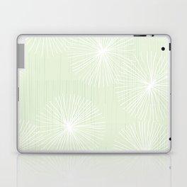 Dandelions in Mint by Friztin Laptop & iPad Skin