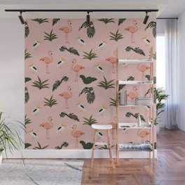 Tropical Party Wall Mural