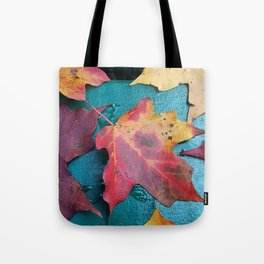 WithrowLeaves Tote Bag