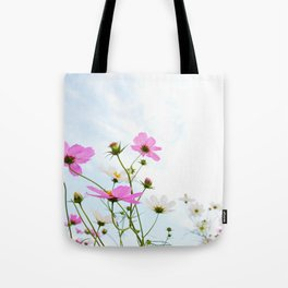 COSMOS -Pink I Tote Bag