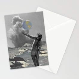 Moon Kingdom Rising Stationery Cards