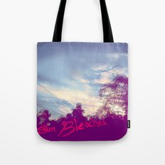 Sun Bleached Tote Bag