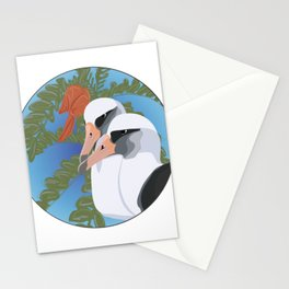 Laysan Albatross and Ohai Stationery Cards