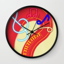 Sonata Wall Clock