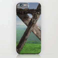 THE MONUMENT, LOOKING NORTH iPhone 6s Slim Case