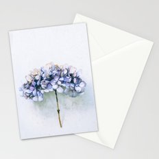 Delicate Hydrangea Stationery Cards