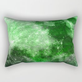 MOON under MAGIC SKY II Rectangular Pillow