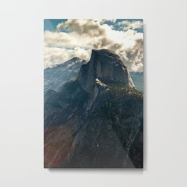 The Dome Metal Print