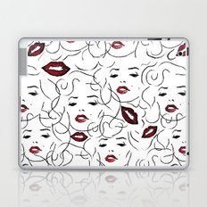 Kisses From Marilyn Laptop & iPad Skin