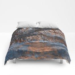 Wye Island Sapphire Trail Comforters