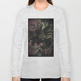 Flower bouquet...Neon Long Sleeve T-shirt