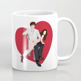 spanky panky (white) Coffee Mug