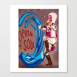 Texas Southern Uni. Canvas Print