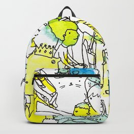 Character Cohesion Backpack