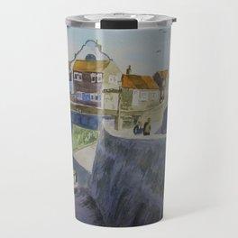 Sheringham Seafront Circa 1975 Travel Mug