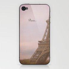 Paris... iPhone & iPod Skin