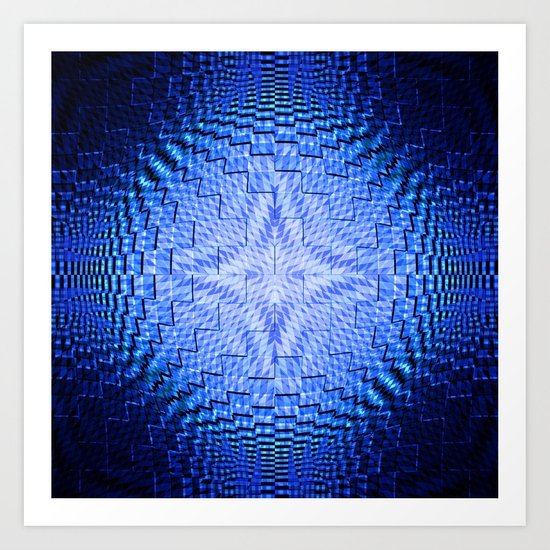 The Big Bang #2 Art Print