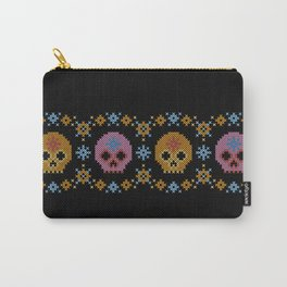 Scandi Scull Carry-All Pouch