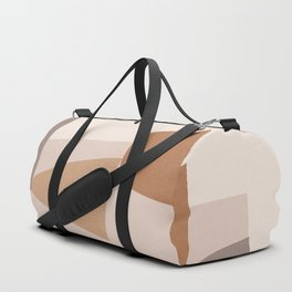abstract minimal 25 Duffle Bag