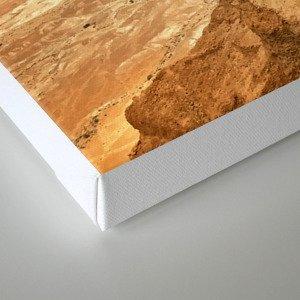 Masada Canvas Print