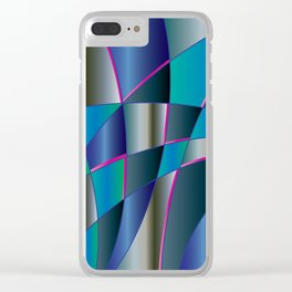 Cube 2 - Sunflare 2 Clear iPhone Case