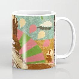 AFTERNOON PSYCHEDELIA Coffee Mug
