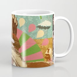 AFTERNOON PSYCHEDELIA Coffee Mug