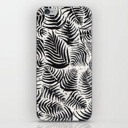 Palm Pattern iPhone Skin