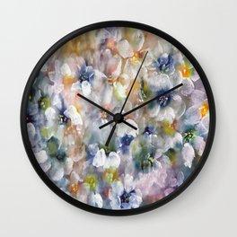 Evening-Primrose  Wall Clock