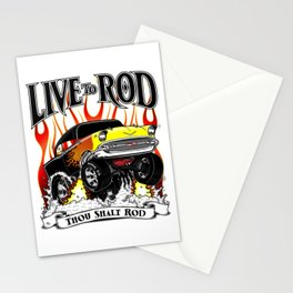 Kellys 57 - Live To Rod Stationery Cards