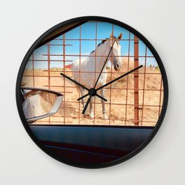 horse by Junior Wall Clock