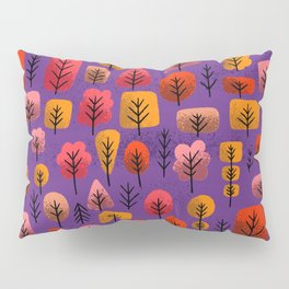 rainbow forest Pillow Sham