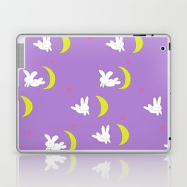 Usagi (Sailor Moon) Bedspread Bunny and Moon  Laptop & iPad Skin