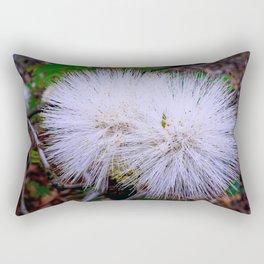 White Ohia Rectangular Pillow